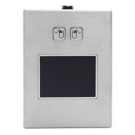Stainless steel desktop touchpad, vandal proof and IP65