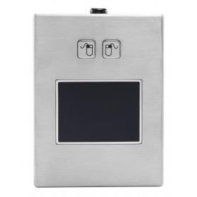 Touchpad in acciaio desktop, IP 65 con struttura antivandalica