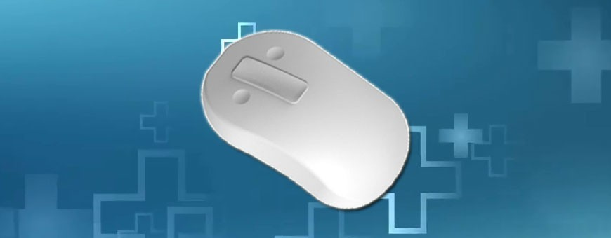 Mouse in silicone