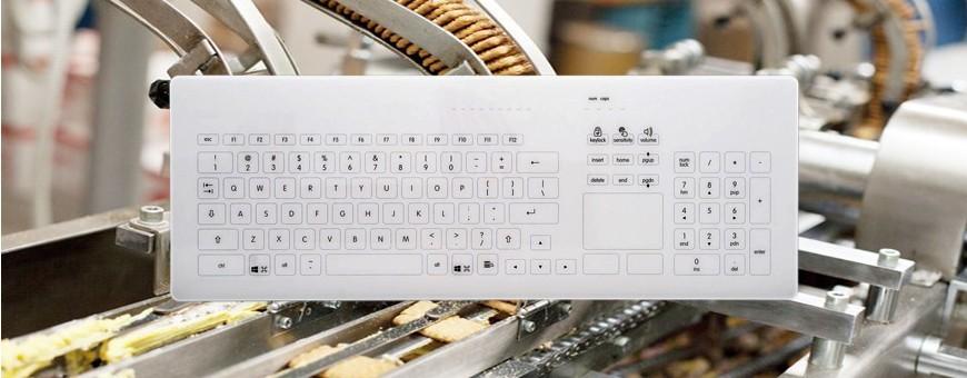 Glass keyboards